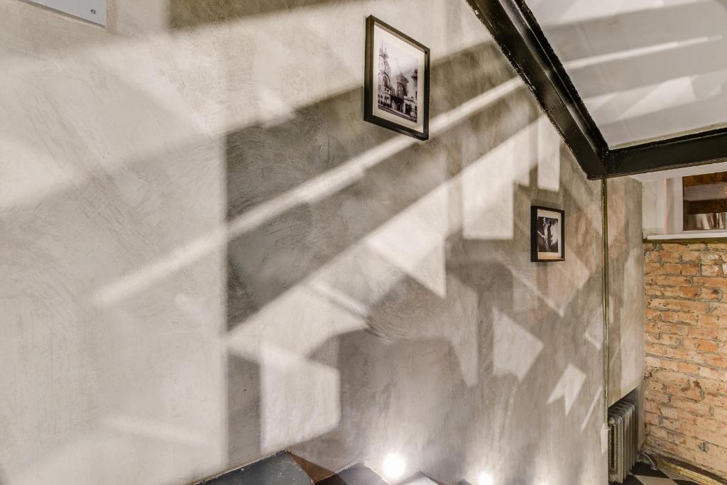 Ванная комната в Hotel Welcome inn