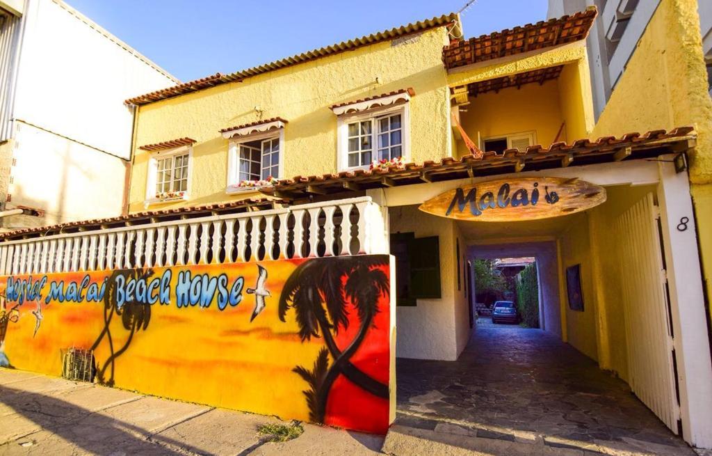 Hostel Malai Beach House Arraial Do