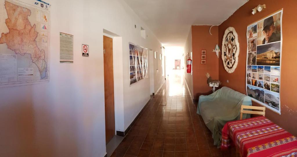 Hosteria Incahuasi