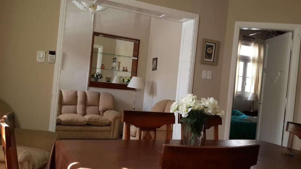 Un lugar para sentarse en Casarufino