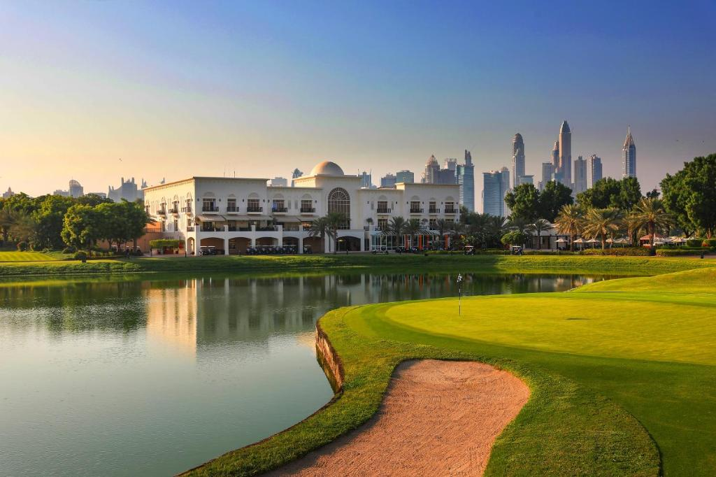 7 Address Montgomerie | Best Golf Courses in Dubai | The Vacation Builder