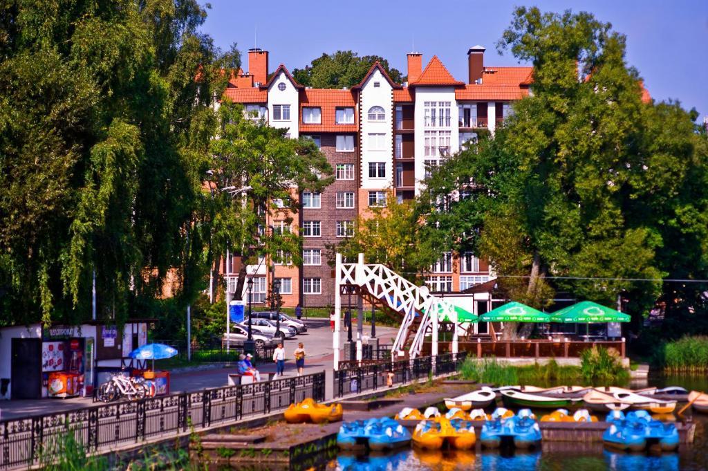 светлогорск калининградская область фото города