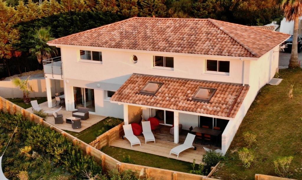 Villa Maisons Cenitz & Mayarco (Frankrijk Guéthary ...