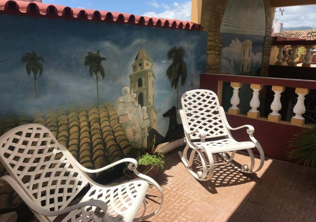 Guesthouse Casa Nelson Fernandez Trinidad Cuba Booking Com