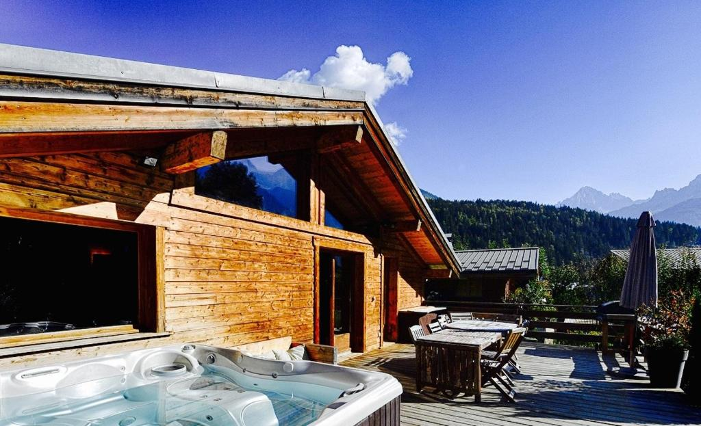 Les Houches Summer School 2020.Chalet 4c Les Houches France Booking Com