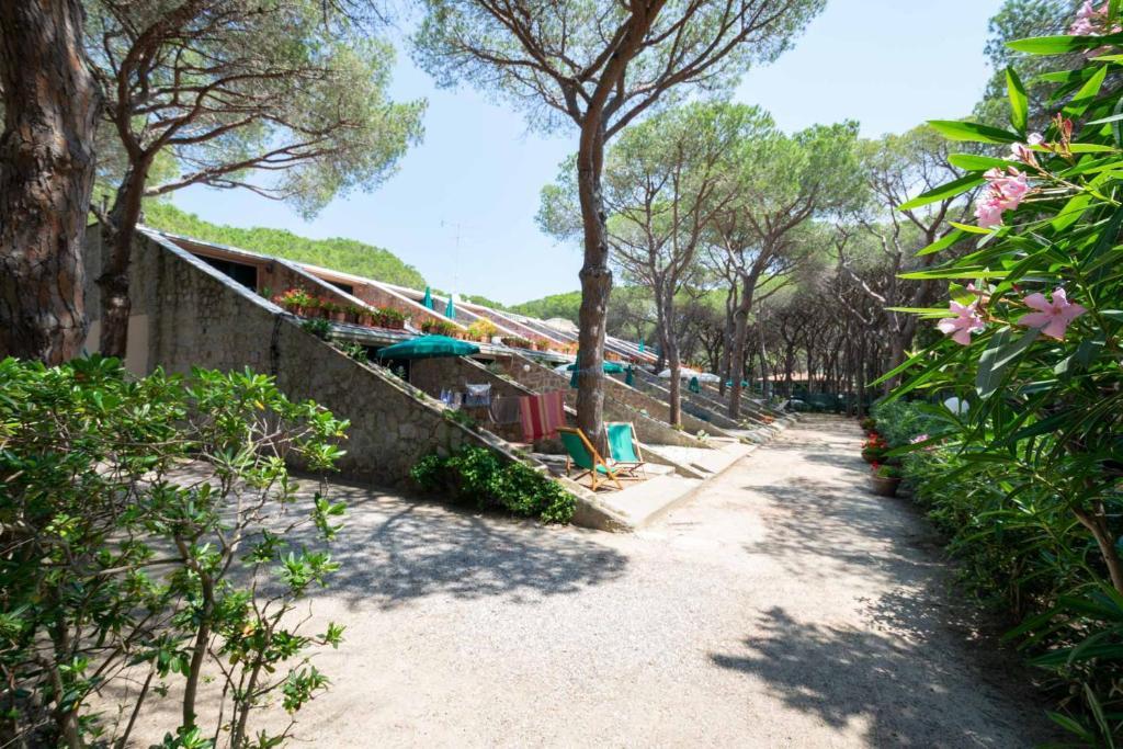 Children's play area at Condominio Dunelba