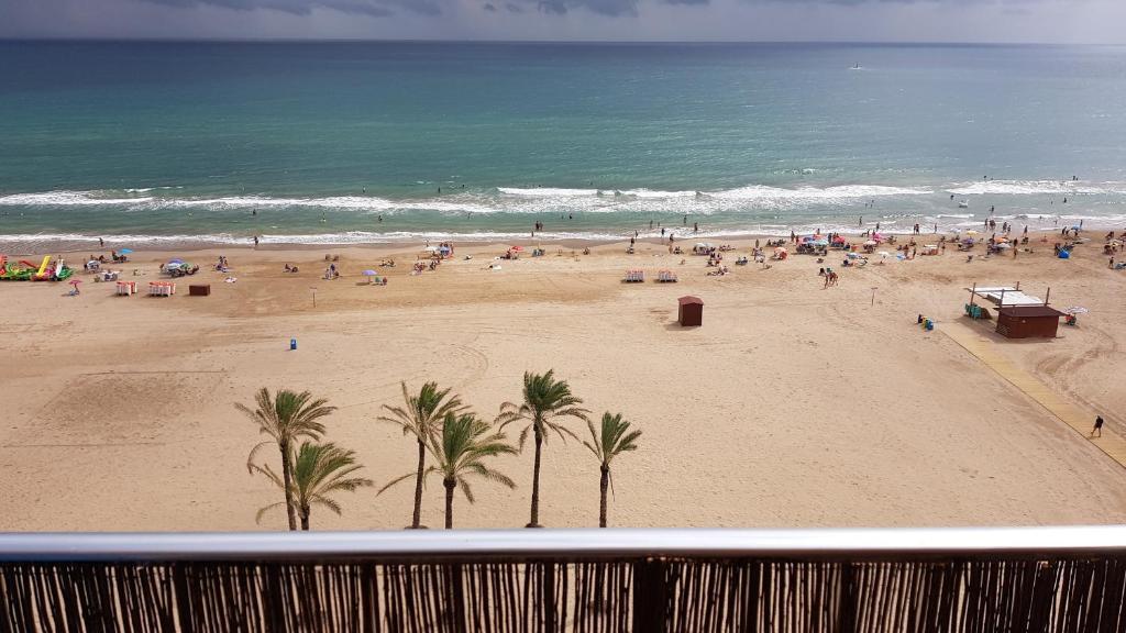 Apartamento de lujo en primera línea de la playa de Cullera ...