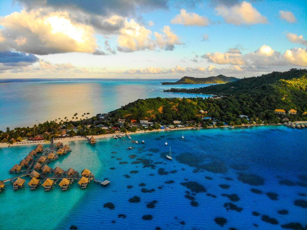 Casa De Vacaciones Bora Fare Matira Polinesia Francesa