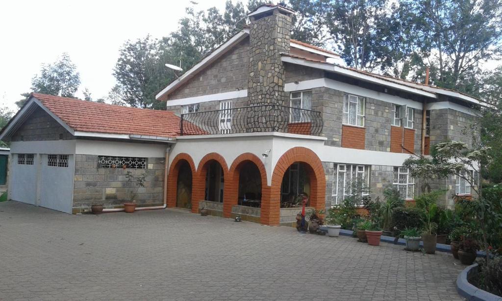Zgrada u kojoj se nalazi smeštaj u okviru domaćinstva