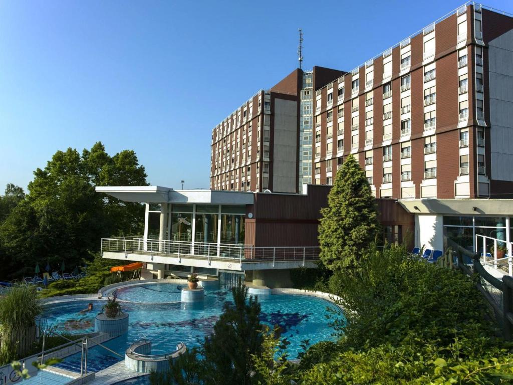 Hotel Ensana Thermal Aqua Heviz Hungary Booking Com