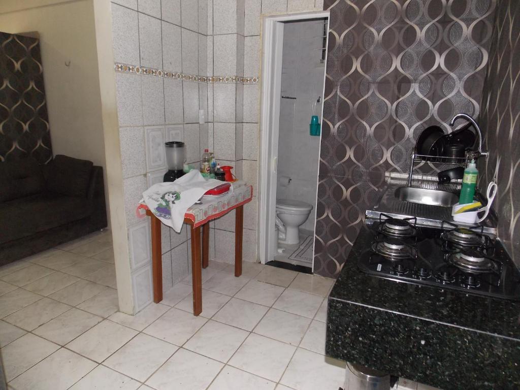 Vonios kambarys apgyvendinimo įstaigoje APTO CENTRO HISTÓRICO