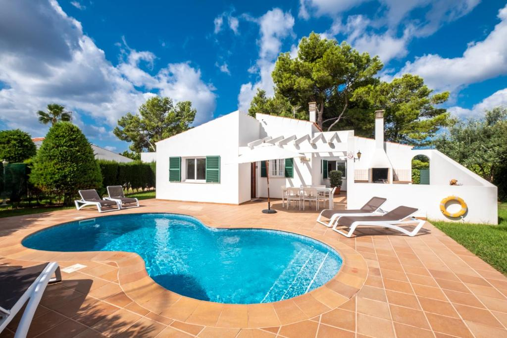 Villas Geisan, Cala Santandria, Spain - Booking.com