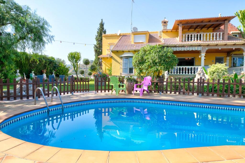 Villa Felicity (Spanje Vélez-Málaga) - Booking.com