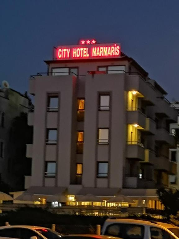 جولة لفندق سيتي مارماريس 163162626