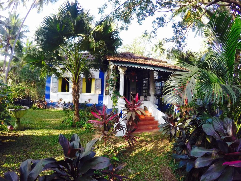 Country House The Secret Garden Goa Saligao India Booking Com