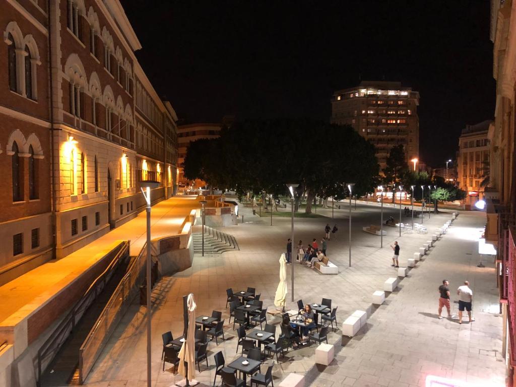 Garibaldi Square's House