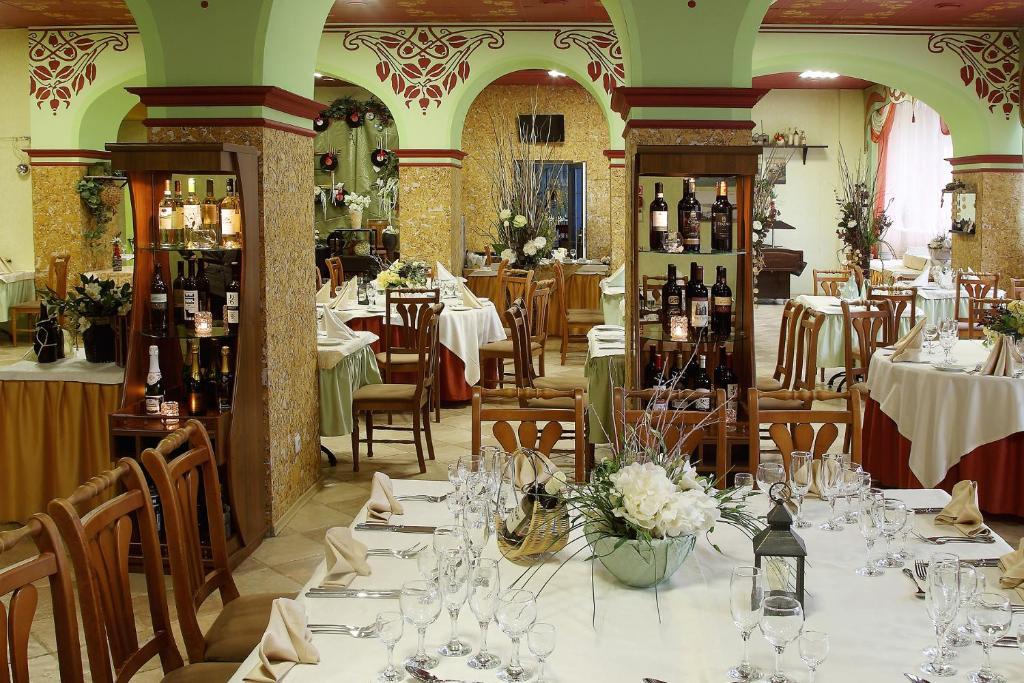 Ресторан / где поесть в Гостиница Садко