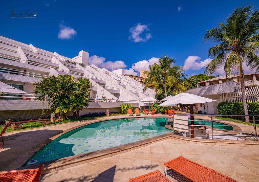 A piscina localizada em Varandas De Ponta Negra ou nos arredores