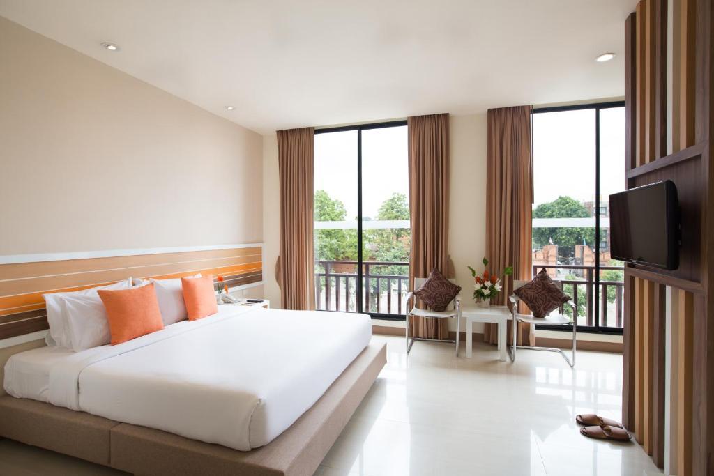 Hotel Imm Thaphae Chiang Mai Thailand