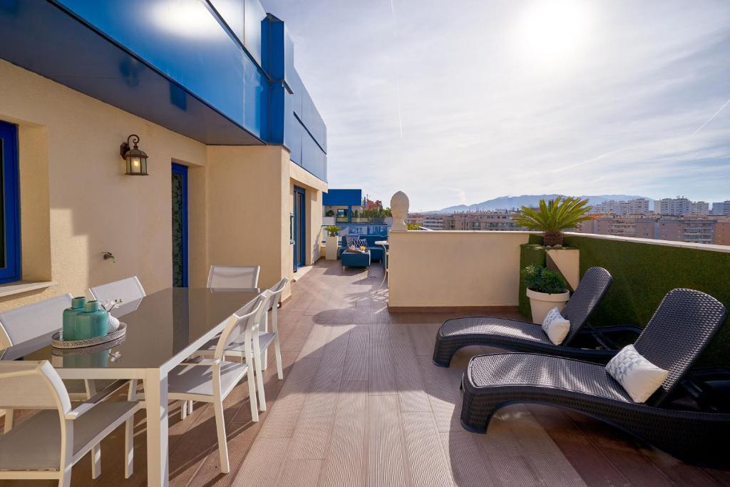 Apartment Iloftmalaga ático Pacífico Málaga Spain