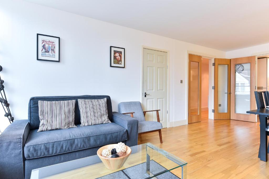 Oxford Apartments in London, Greater London, England