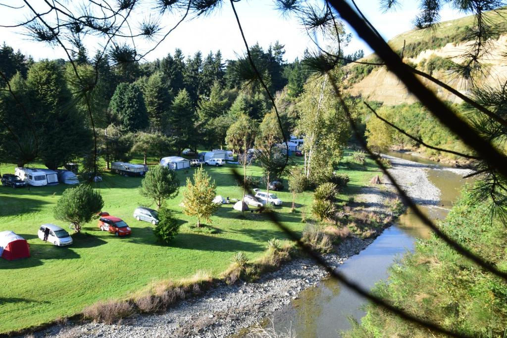 Riverside Haven Lodge & Holiday Park