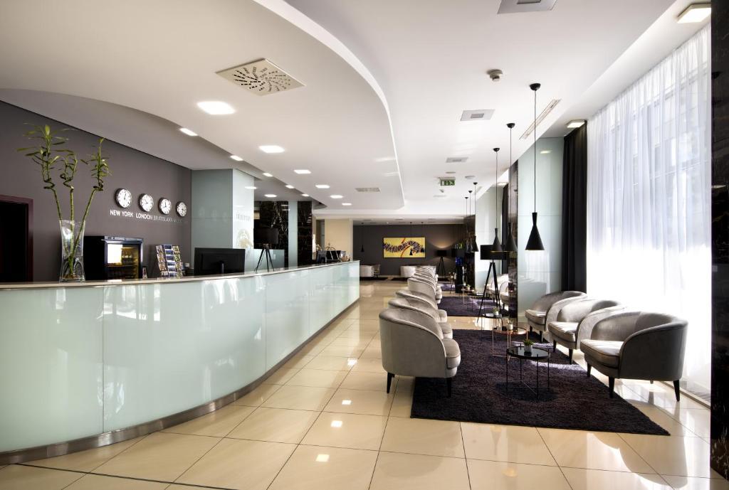 Εστιατόριο ή άλλο μέρος για φαγητό στο Hotel Tatra