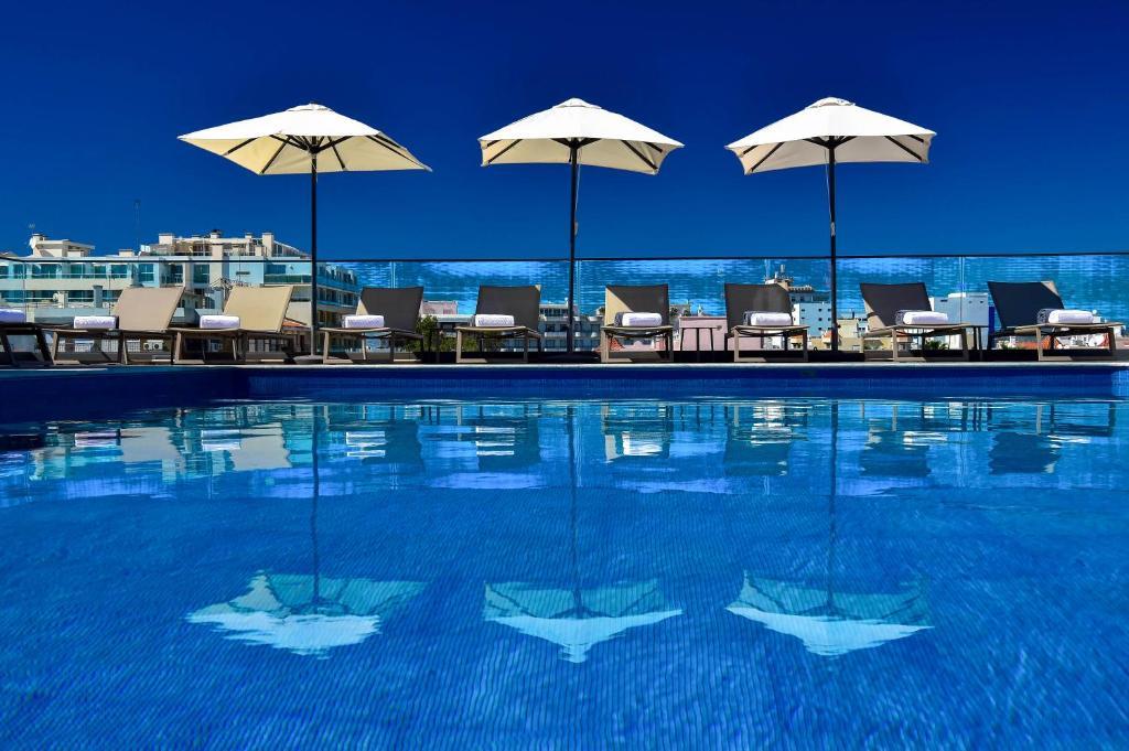 A piscina localizada em The Prime Energize ou nos arredores