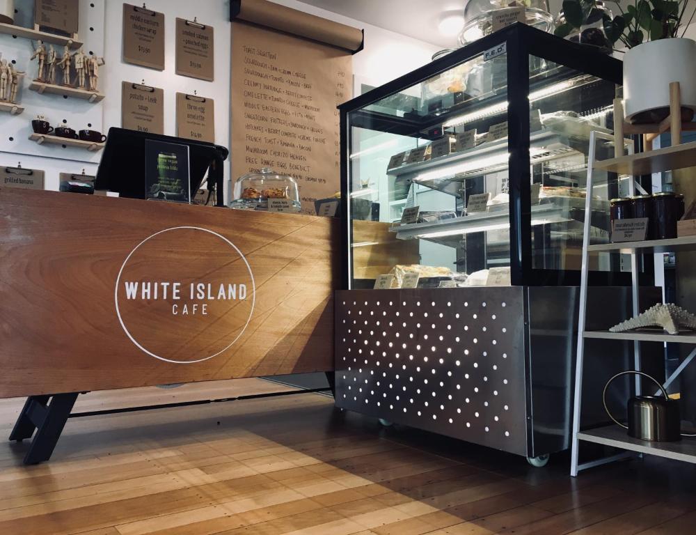 White Island Rendezvous