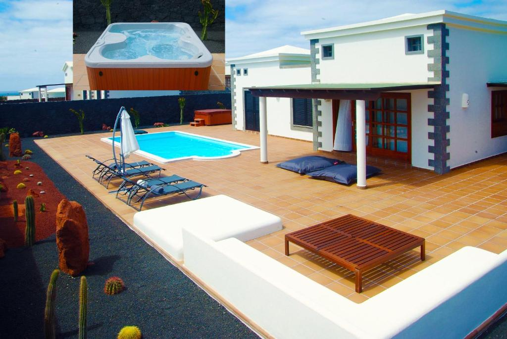 Villa Casablanca (Spanje Playa Blanca) - Booking.com