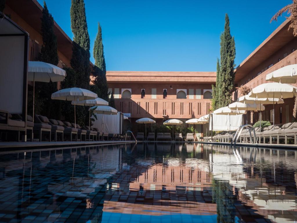 Kenzi Club Agdal Medina - All Inclusive, Marrakech – Precios ...
