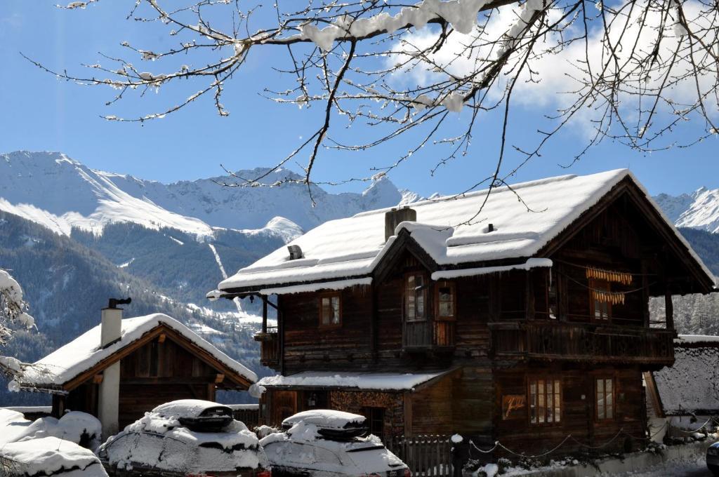 Chalet Heimatliebe im Winter