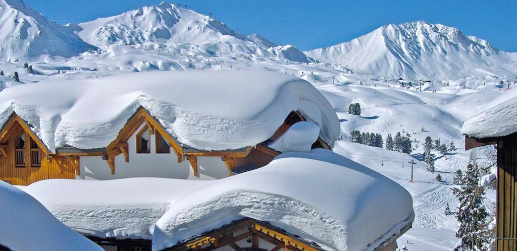 appart ski a belle plagne