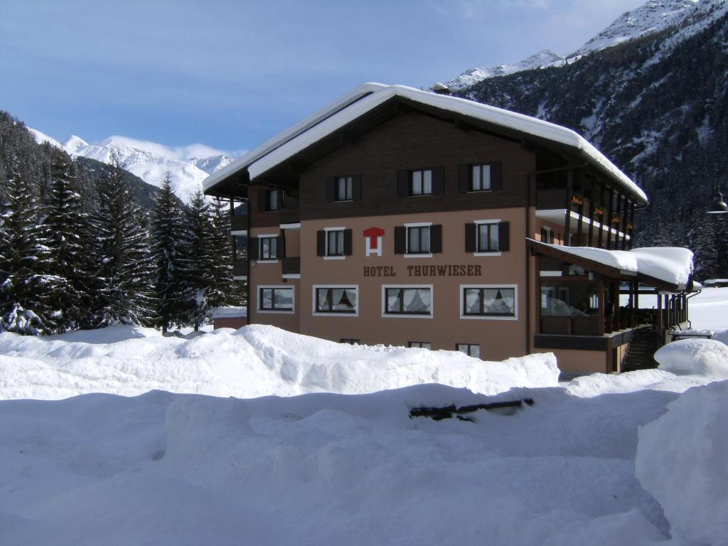 Hotel Garni Thurwieser - B&B a l'hivern
