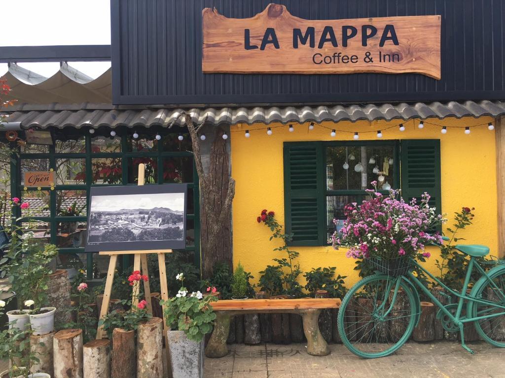 Cartina Coffee Amsterdam.La Mappa Coffee Inn Da Lat Vietnam Booking Com