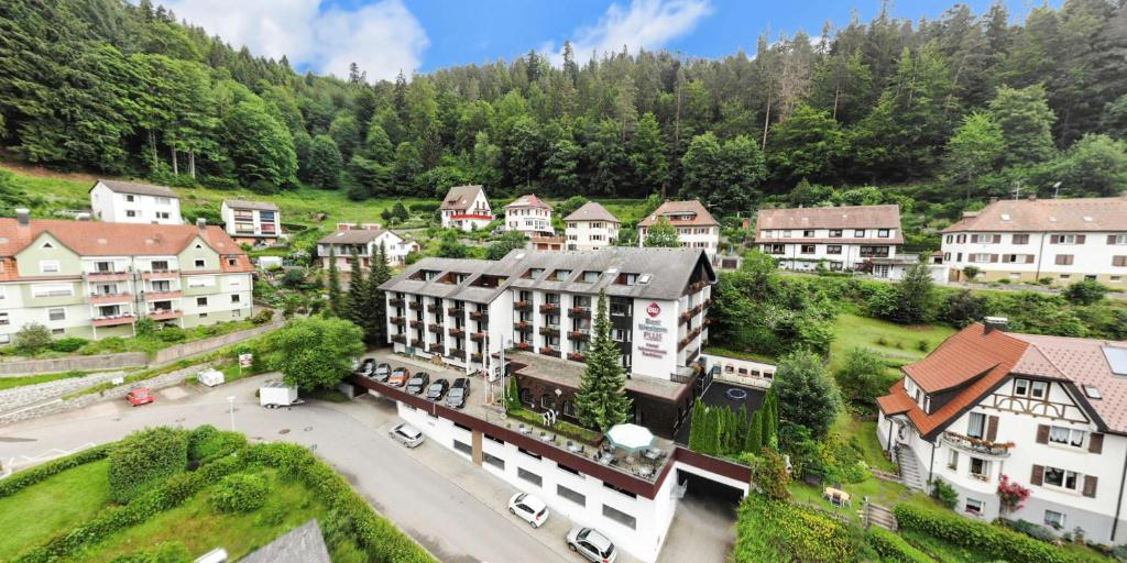 A bird's-eye view of Best Western Plus Schwarzwald Residenz