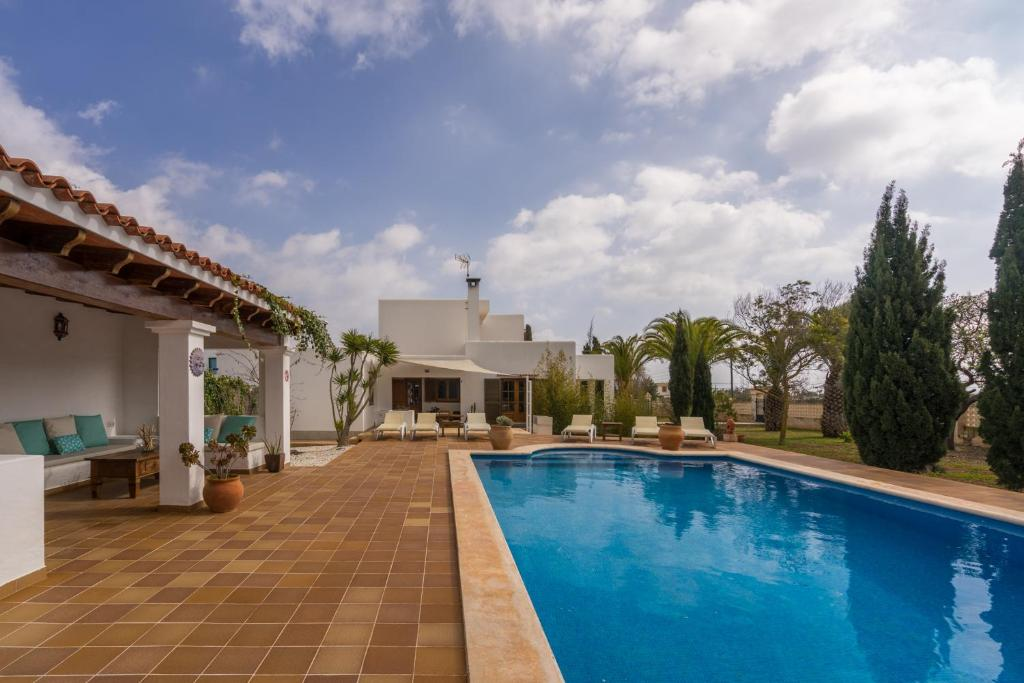 Villa Ania Ibiza, Ibiza Town, Spain - Booking.com