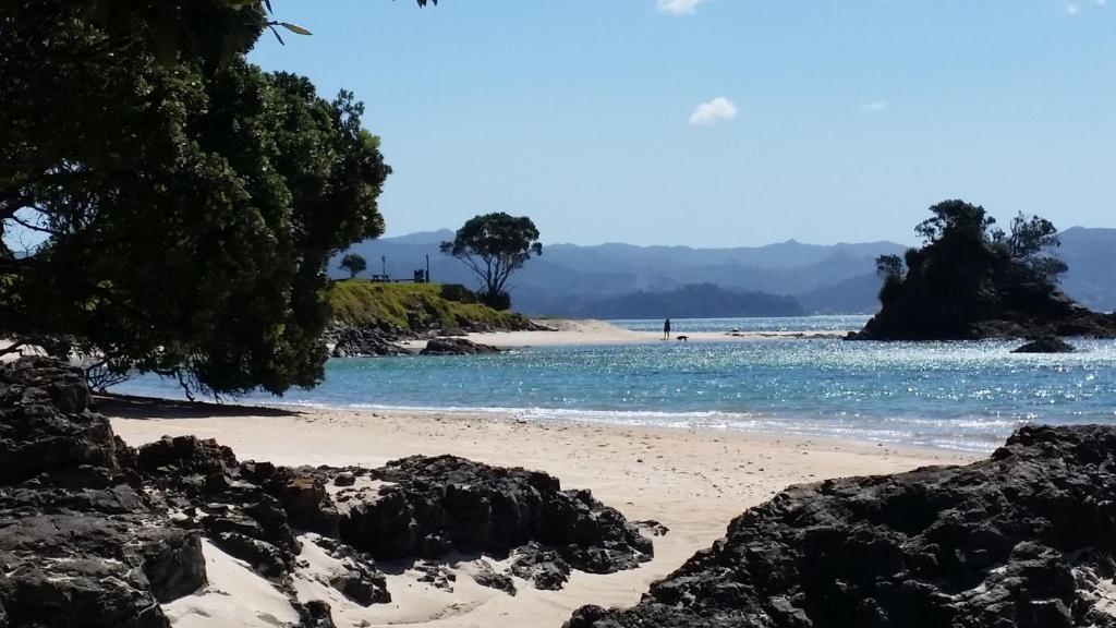 Plaža ob oz. blizu počitniške hiške