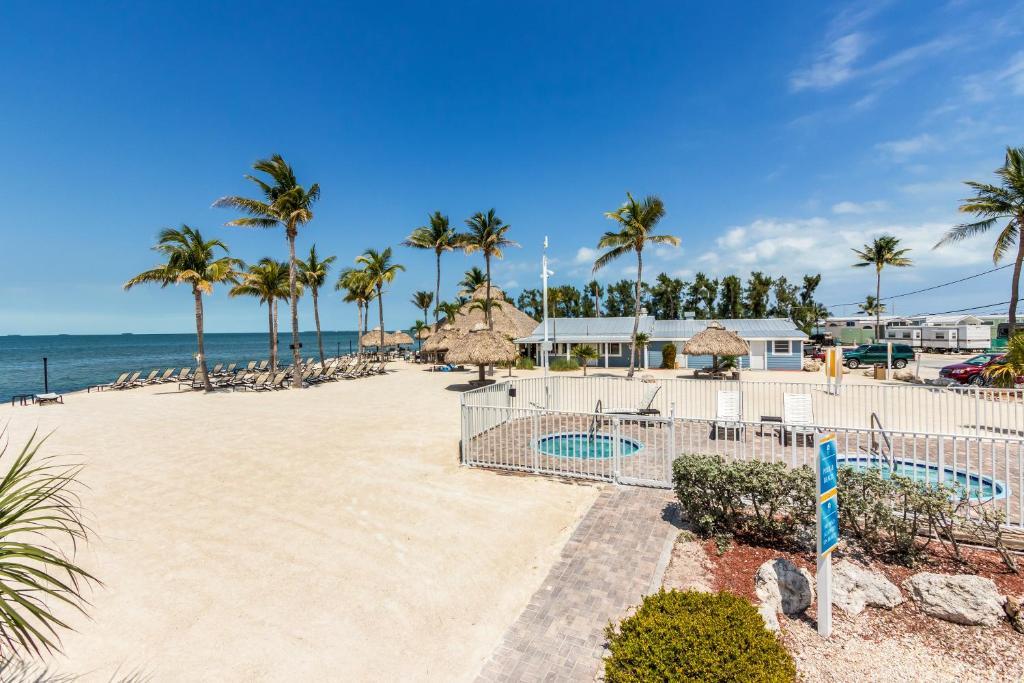 Fiesta Key RV Resort Waterfront Cottage 37