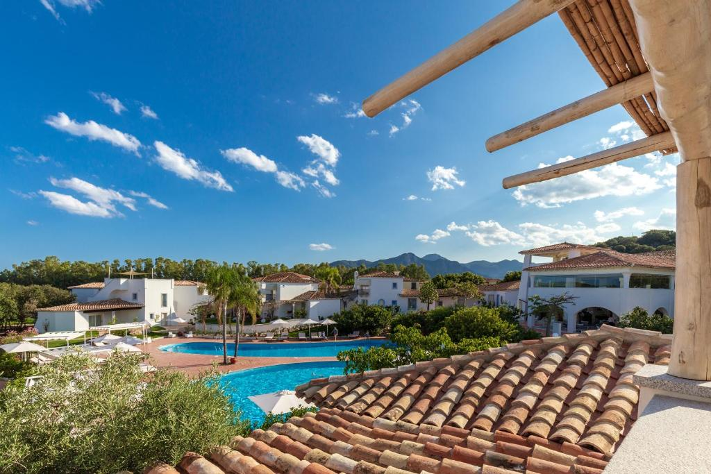 The swimming pool at or near Hotel Corte Bianca - Bovis Hotels - Adults Only