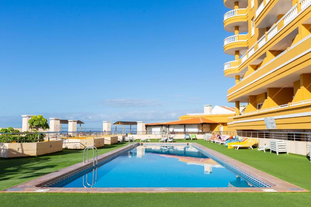 A piscina em ou perto de Villa De Adeje Beach