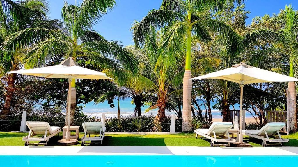 Het zwembad bij of vlak bij Pedasí Ocean Properties