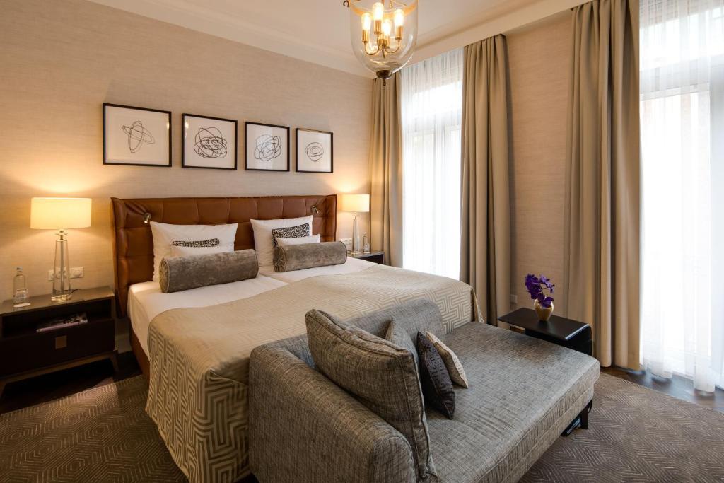 افضل فنادق دوسلدورف فندق بارك شتايغنبيرغر دوسلدورف