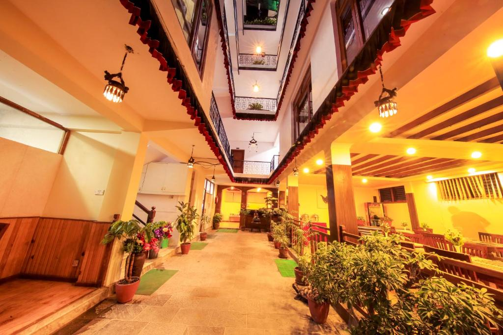Nepal Apartment and Hotel, Káthmandu – Rezervujte si so zárukou.