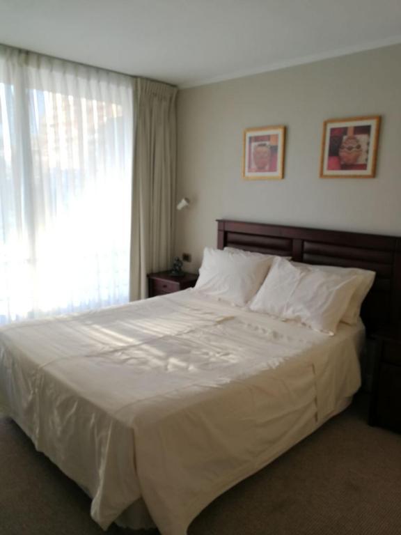 Cama o camas de una habitación en Austral Rentahome Republica Árabe de Egipto