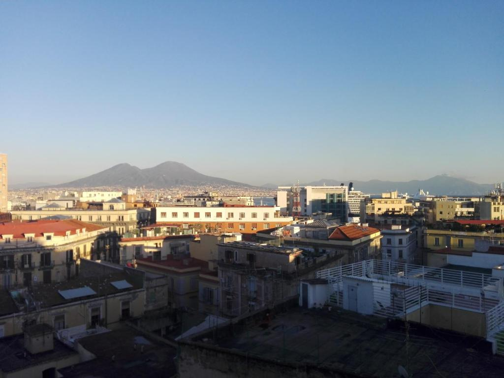 Bed And Breakfast Panoramic Terrazza Napoli Naples