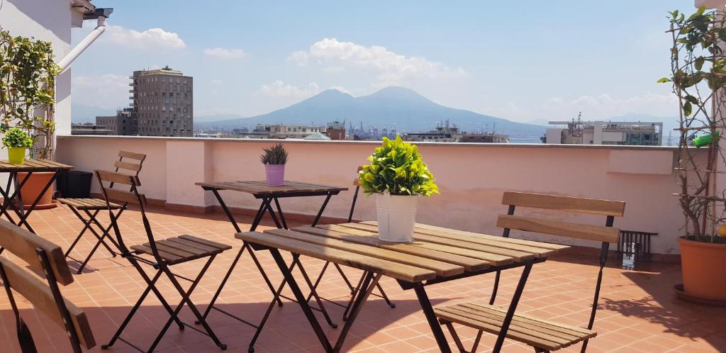 Bed And Breakfast Panoramic Terrazza Napoli Naples