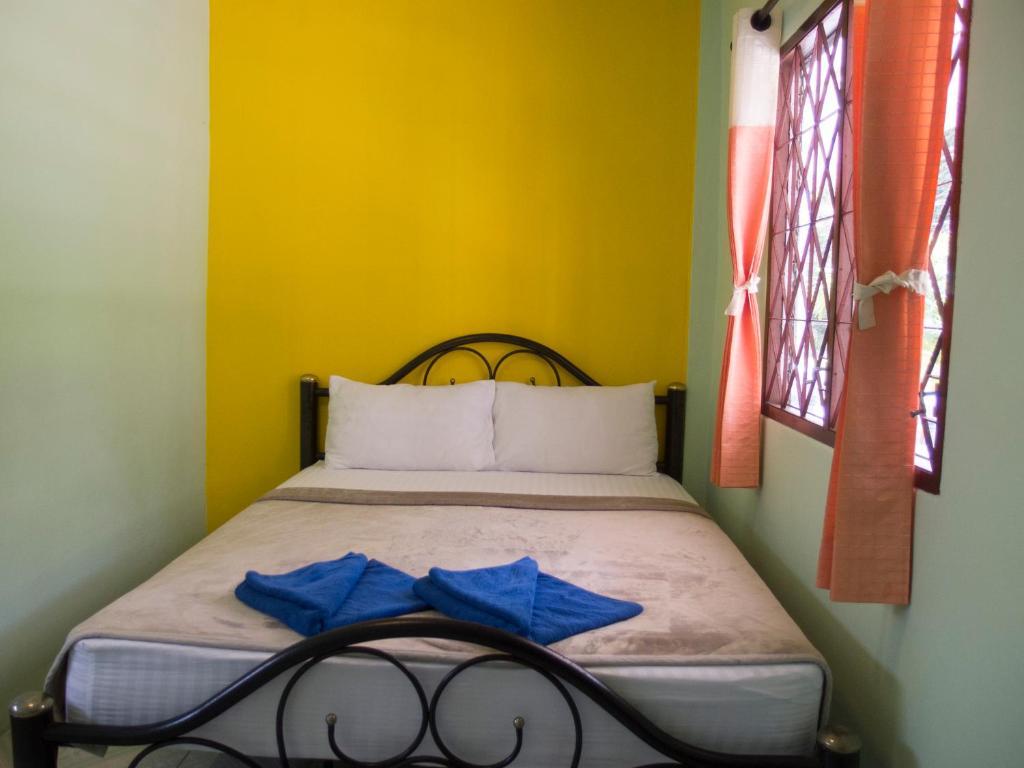 En eller flere senge i et værelse på Gypsy Village 2