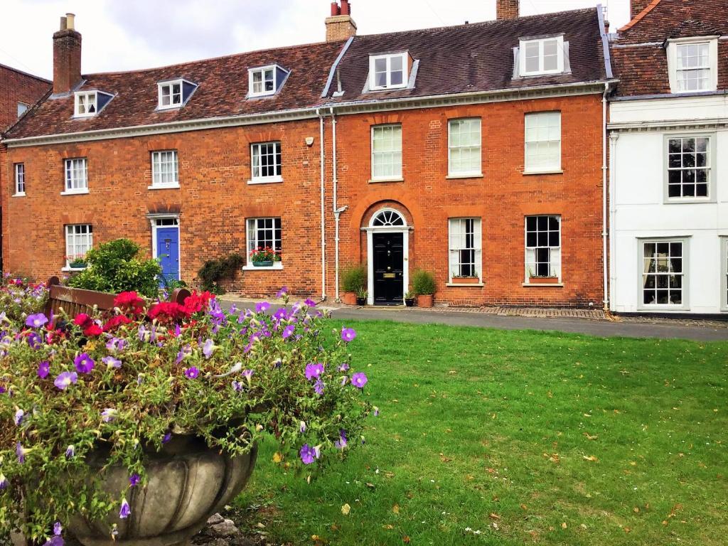 St Marys Bed Breakfast Bury Saint Edmunds Uk Bookingcom