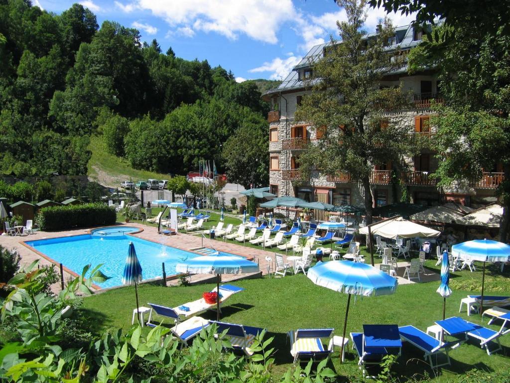 Piscine All Aperto Piemonte grand hotel principe (italia limone piemonte) - booking